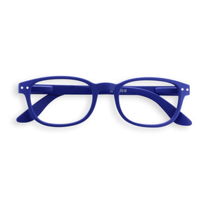 "IZIPIZI ""Navy Blue"" Color Reading Glasses, shape ""B"""
