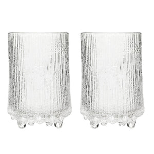 Iittala high ball glasses, set of 2.