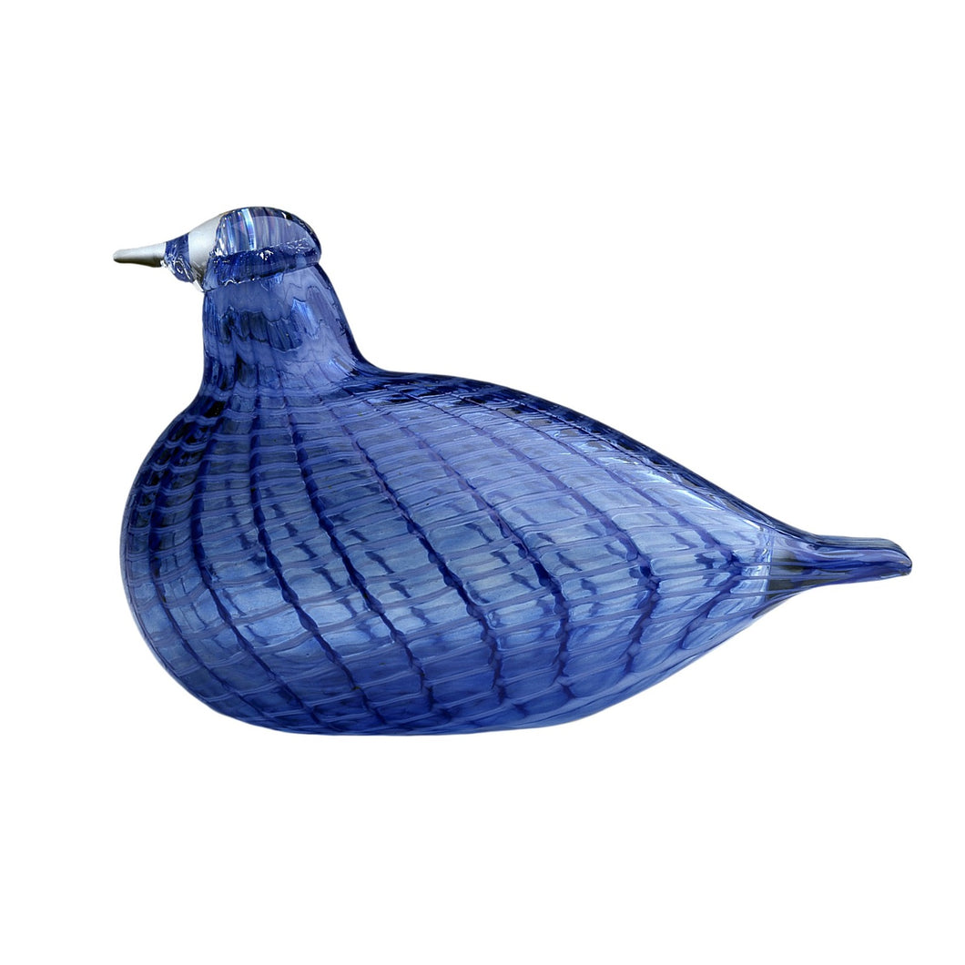 Iittala Bird by Oiva Toikka, Blue Bird