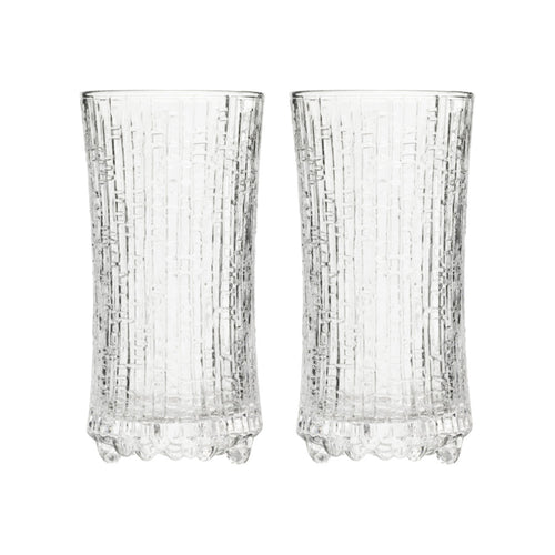 Iittala Ultima Thule champagne glass, set of 2, 6oz