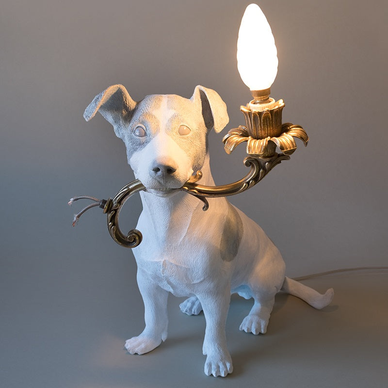 The Wildest & Most Iconic Design Dog Rio Lamp