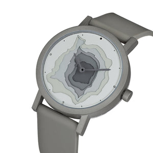 Projects Watch Terra Time Grey