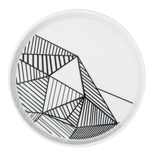 "PyroPet porcelain plate, 8"", designed to hold burning candles and collect wax."