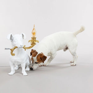 The Wildest & Most Iconic Design Lamp Dog Rio