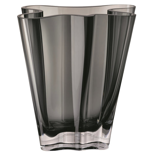 "Rosenthal Vase Collection ""Flux"" Gray"