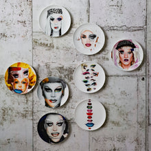 Drag Queens Glamorous Collection Plate #2