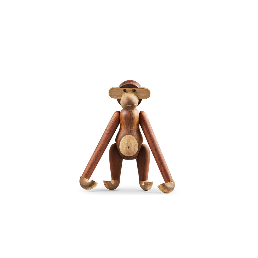 Kay Boejesen Wooden Monkey Mini