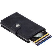 Secrid Mini Wallet Prism Black and Red