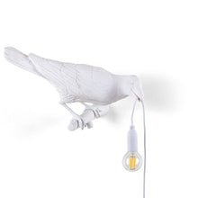 Seletti Bird Lamp White Looking
