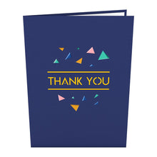 Lovepop Pop Up Greeting Card Thank you