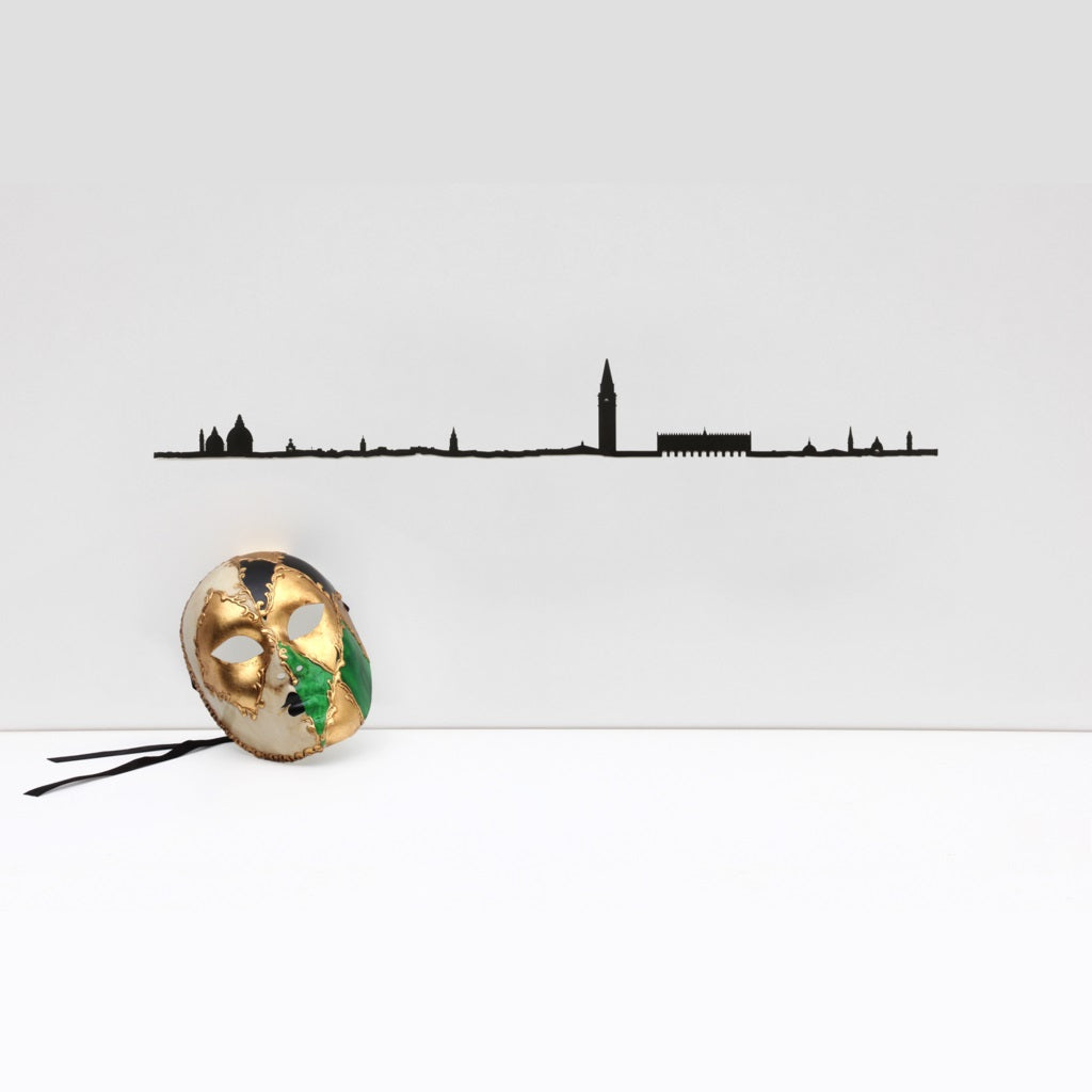 The Line - Steel city skyline of Venice, Italy, 19.5
