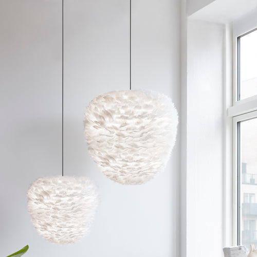 Umage EOS Evia Feather Lamp Shade