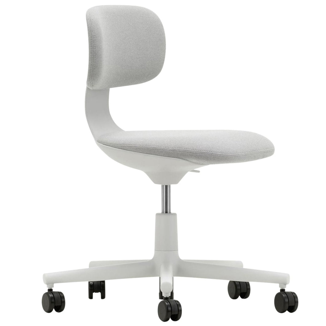Rookie Office Swivel Chair Cream White/ Sierra Grey