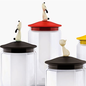 Alessi Pets Food Storage Containers