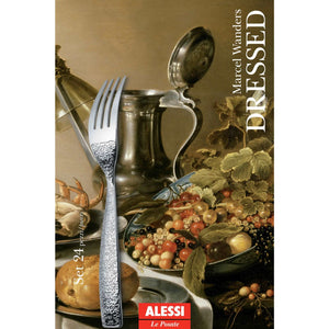 Alessi Dressed Cutlery/Flatware
