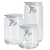 Alessi Gianni Kitchen Container White