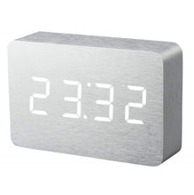 Brick LED Light Alarm Clock
