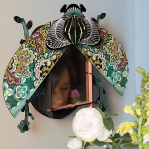 Miho Wall Decorative Beetle Charlie