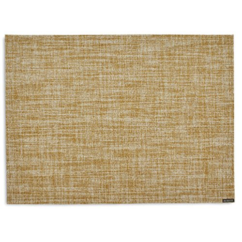 Chilewich Boucle Cornsilk Rectangle Placemat 14