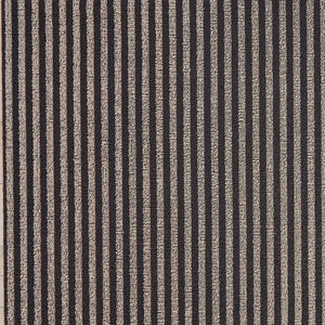 Chilewich Shag Breton Stripe Floormat Gravel