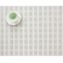 "Chilewich Stitch Jade Placemat 14"" x 19"""