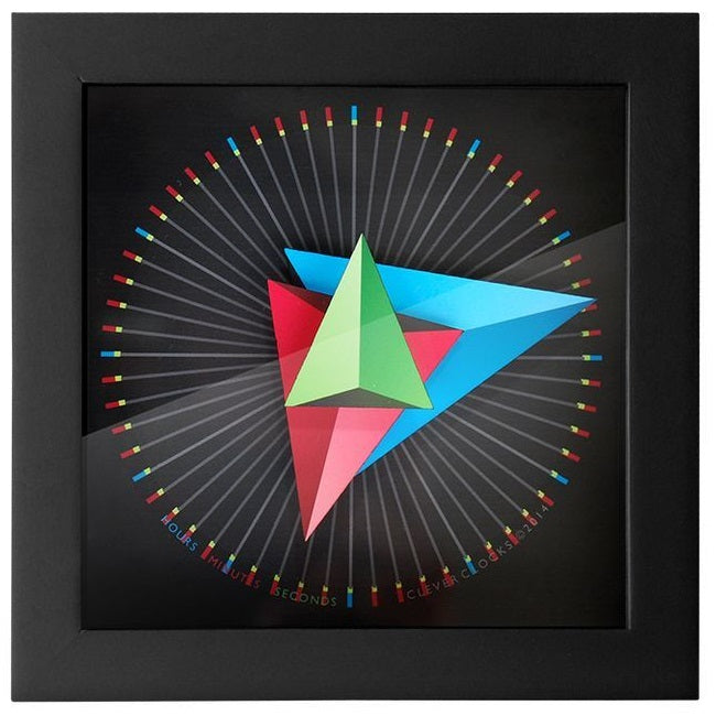 Clever Clock Triangle