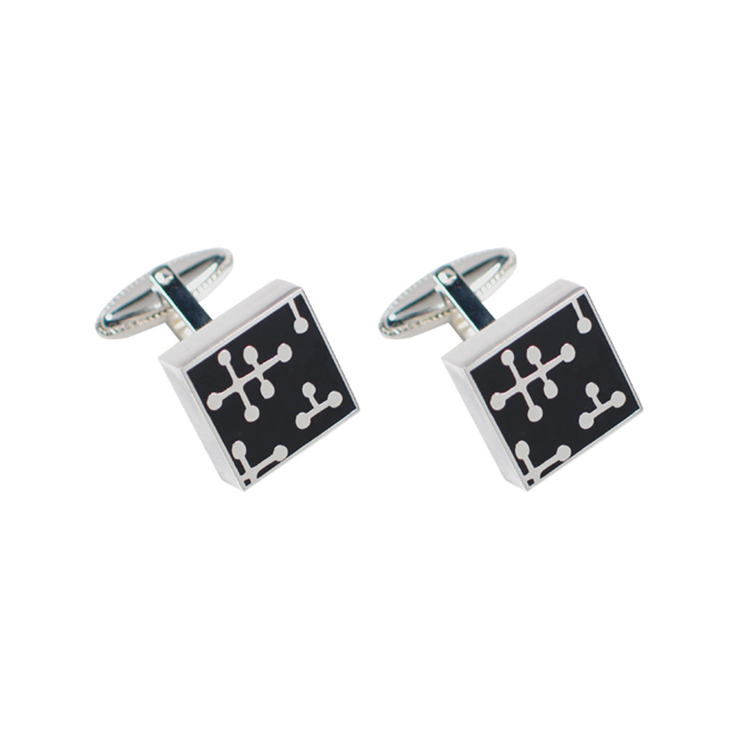 Cufflinks by Charles and Ray Eames