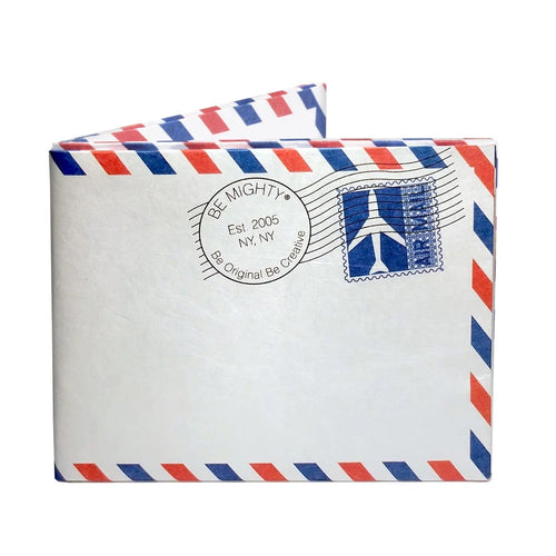 Dynomighty Mighty Tyvek Wallet Airmail