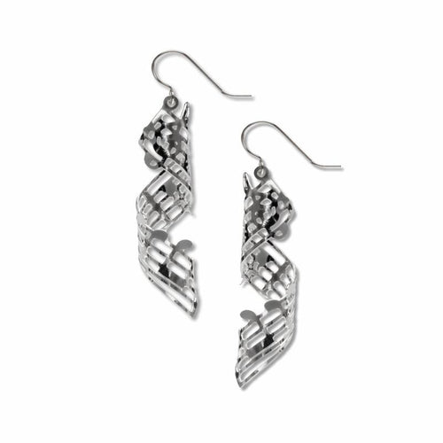 Art and Architectural Earrings Mozart's The Magic Flute Musical Note