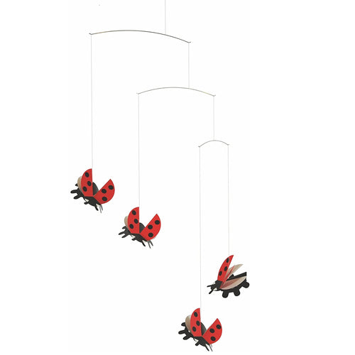 Flensted Mobile Lady Birds