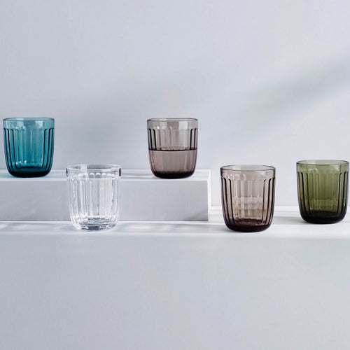Iittala Raami Glass Tumbler Set/2