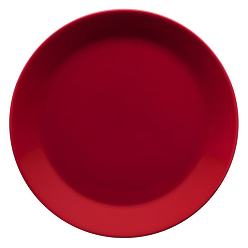 Iittala Teema Dinnerware Collection Red