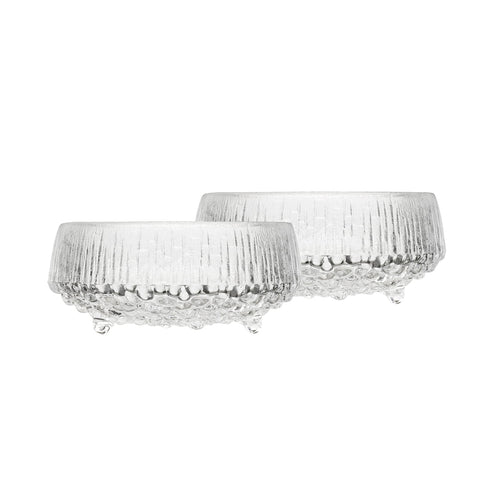 Iittala Ultima Thule Set of 2 Small Bowls
