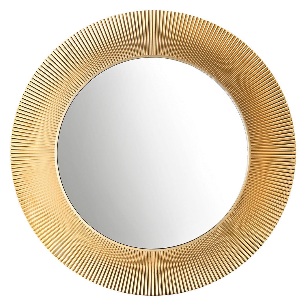 Kartell All Saints Wall Mirror Metallic Gold