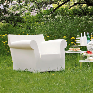 Kartell Bubble Club Chair White Zink