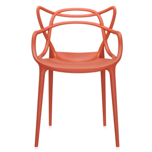 Kartell Masters Chair Rust