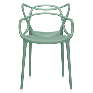 Kartell Masters Chair Sage Green