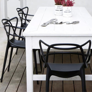 Kartell Masters Chair Black