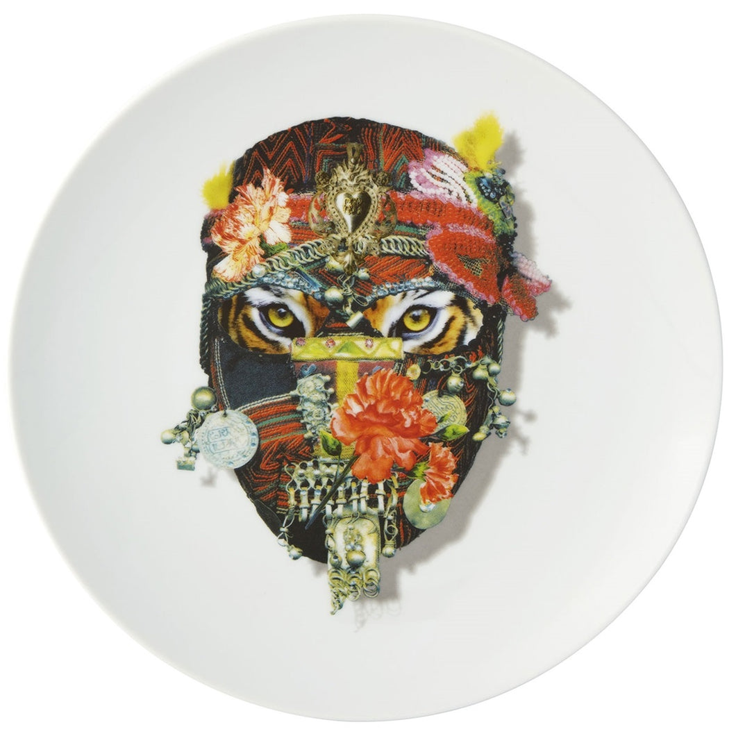 Christian Lacroix Love Who You Want Dessert Plate Mister Tiger