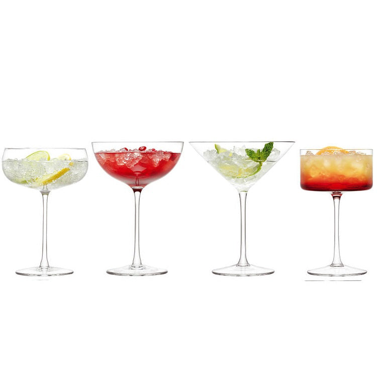 Lulu Set of Cocktail Glasses