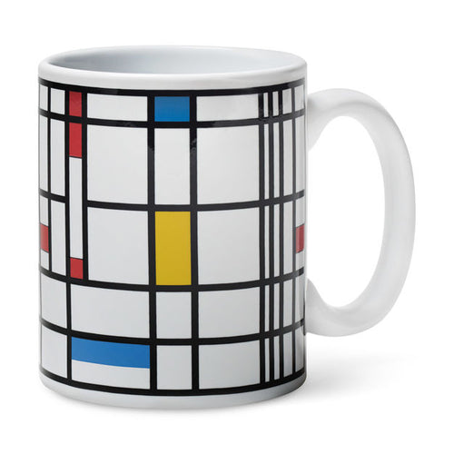 Mondrian Color Changing Mug