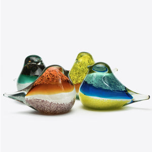 Octaevo Barcelona Atlas Glass Birds