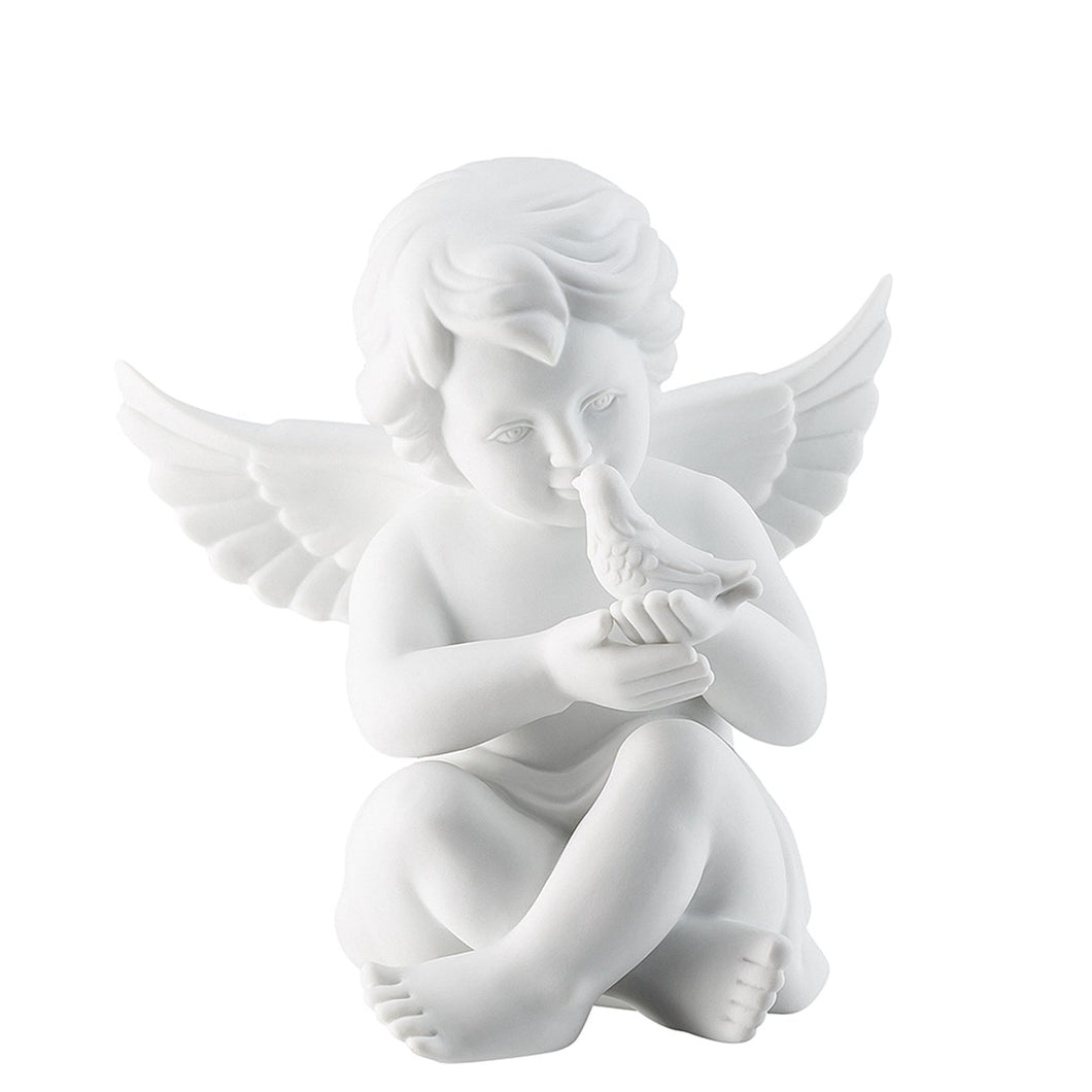 Heavenly Messengers, Rosenthal Angel with Pigeon