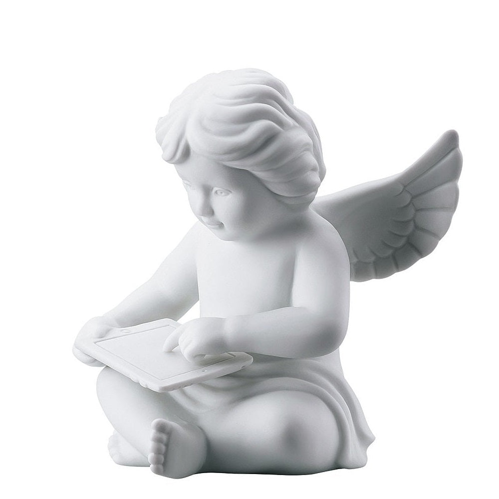 Heavenly Messengers, Rosenthal Angel with Tablet