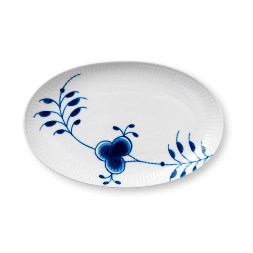 Royal Copenhagen Blue Fluted Mega Accent Dish