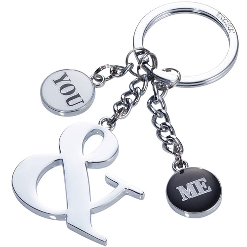 Troika Keyring You & Me