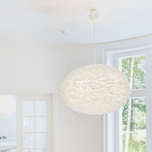 UMAGE EOS Feather Lamp Shade White