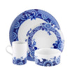 Vista Alegre Blue Ming 4 Pcs Place Set