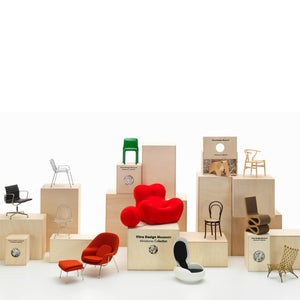 Vitra Miniatures Plywood Elephant