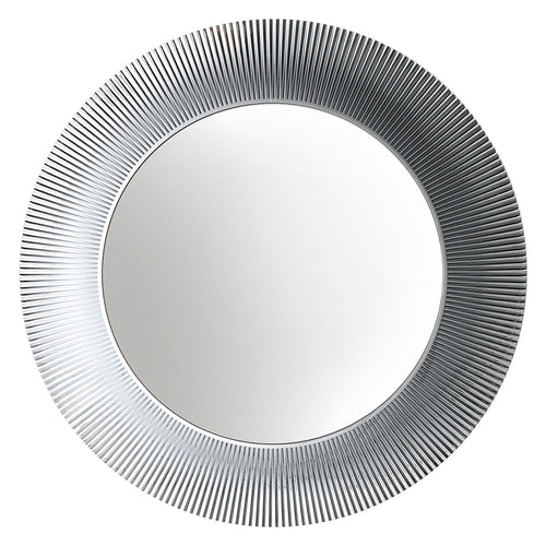 Kartell All Saints Wall Mirror Metallic Chrome